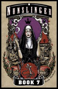 Nunslinger Book 7 Cover