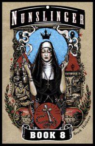 Nunslinger Book 8 Cover