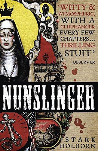 Nunslinger paperback cover