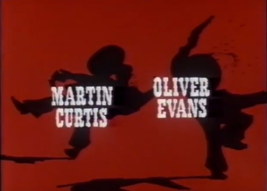 A Fistful of Fingers Title Card