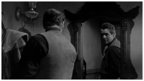 Robert Ryan as Blaise in Day of the Outlaw