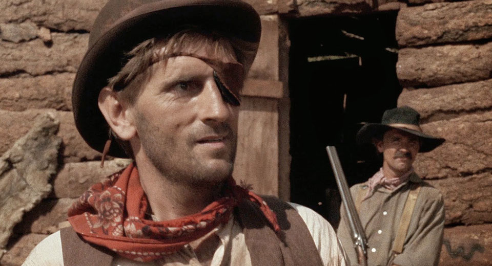 Harry Dean Stanton in Ride in the Whirlwind