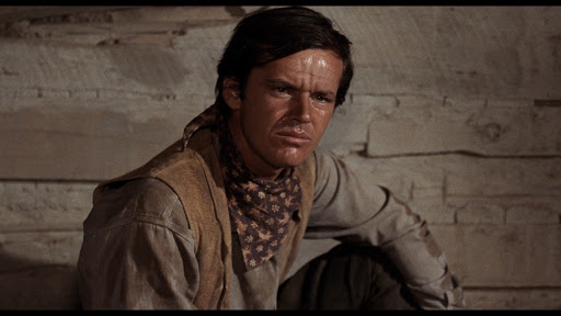 Jack Nicholson in Monte Hellman's Ride in the Whirlwind