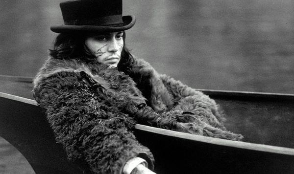 Johnny Depp as William Blake in Dead Man (1995)